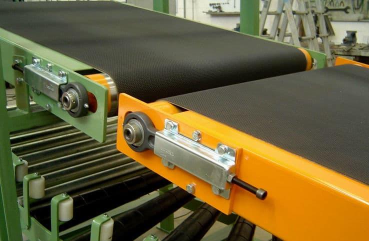 funciones de las cintas transportadoras