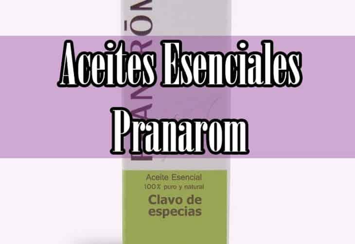 Ventajas de los aceites esenciales de Pranarom