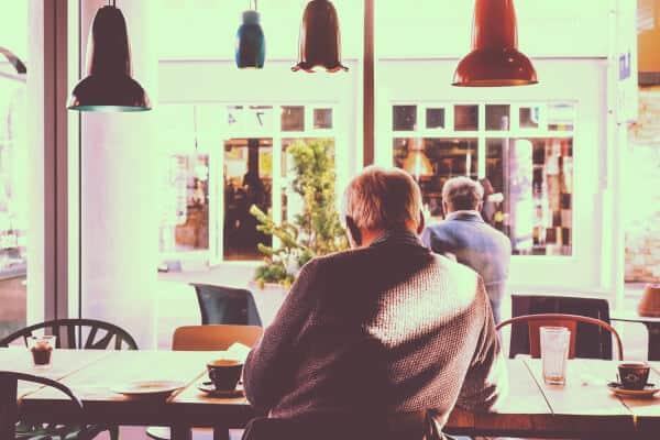 anciano en madrid