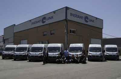flota de empresas de transporte