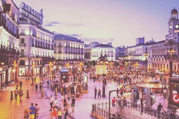 Madrid habitado
