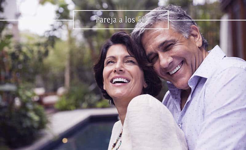 Dónde encontrar pareja a los 50
