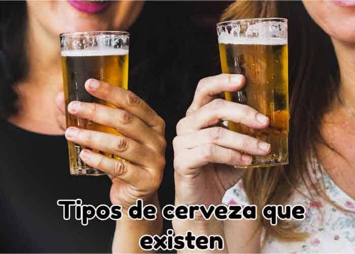 Tipos de cerveza que existen
