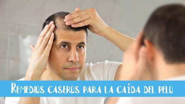 Remedios caseros para la caída del pelo