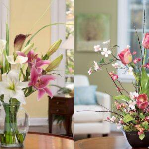 Cómo decorar tu hogar con flores